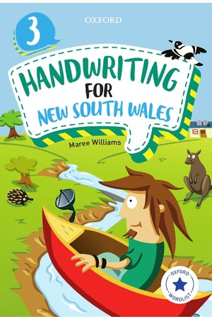 Oxford Handwriting for New South Wales (Second Edition) - Year 3