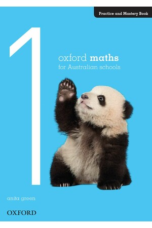 Oxford Maths Practice and Mastery Book Year 1