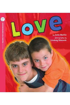 Oxford Reading for Comprehension - Level 2: Love (Pack of 6)