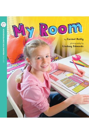 Oxford Reading for Comprehension - Level 2: My Room (Pack of 6)