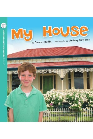 Oxford Reading for Comprehension - Level 3: My House (Pack of 6)