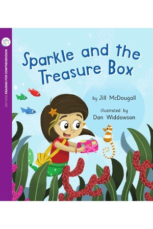 Oxford Reading for Comprehension - Level 5: Sparkle and the Treasure Box (Pk 6)