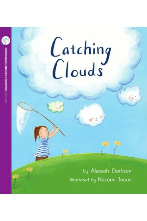 Oxford Reading for Comprehension - Level 5: Catching Clouds (Pack of 6)