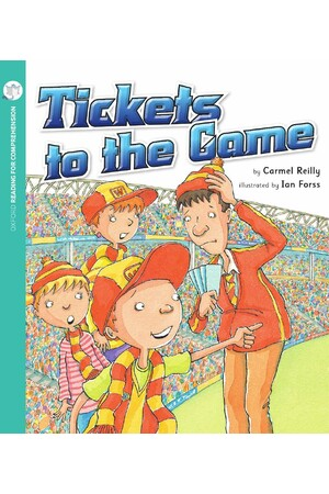 Oxford Reading for Comprehension - Level 6: Tickets to the Game (Pack of 6)