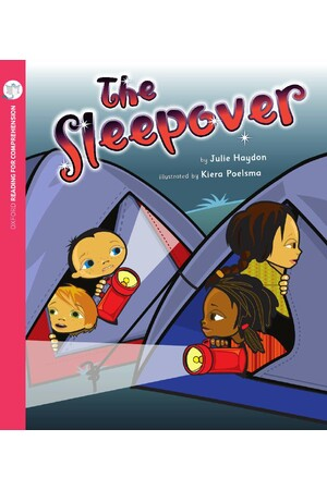 Oxford Reading for Comprehension - Level 6: The Sleepover (Pack of 6)