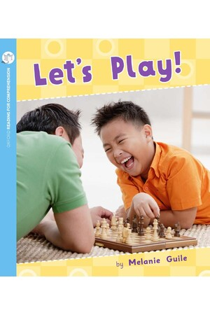 Oxford Reading for Comprehension - Level 6: Let's Play! (Pack of 6)
