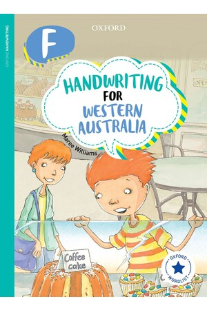 Oxford Handwriting for Western Australia (Revised Edition) - Foundation