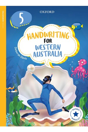 Oxford Handwriting for Western Australia (Revised Edition) - Year 5