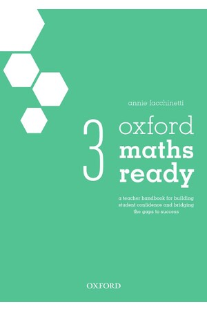 Oxford Maths Ready: Teacher Handbook - Year 3