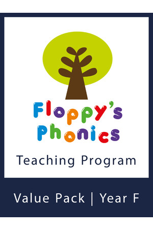 Oxford Reading Tree: Floppy's Phonics - Foundation (Complete Pack)