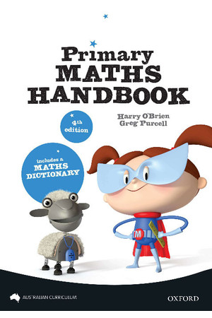 Primary Mathematics Handbook - Australian Curriculum Edition