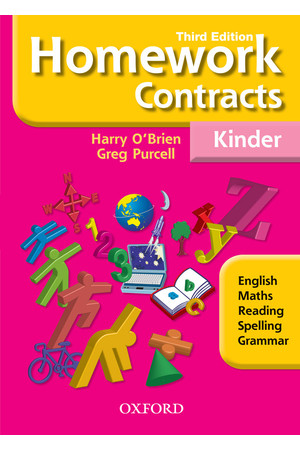 Homework Contracts - Kinder
