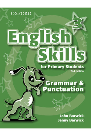 English Skills for Primary Students - Grammar & Punctuation: Year 3