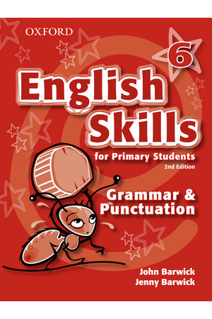 English Skills for Primary Students - Grammar & Punctuation: Year 6