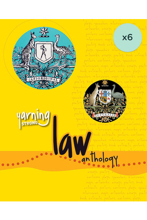 Yarning Strong - Law Module - Law Anthology (Pack of 6)