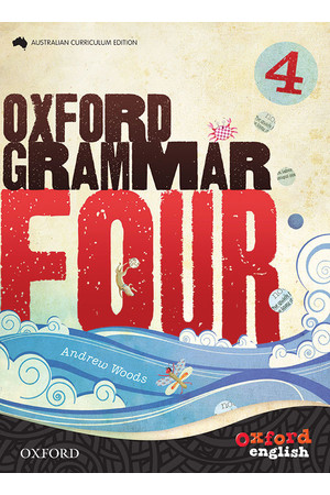 Oxford Grammar Australian Curriculum Edition - Year 4