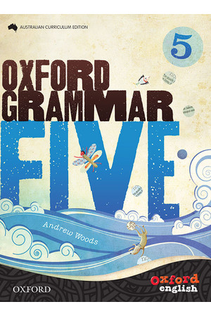 Oxford Grammar Australian Curriculum Edition - Year 5