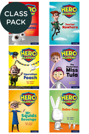 Hero Academy - Class Pack: Level 11