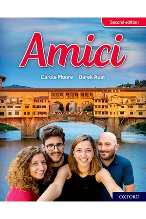 Amici - Student Book (Second Edition)