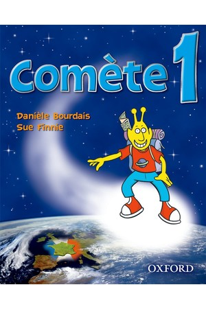 Comete Pupil's Book 1