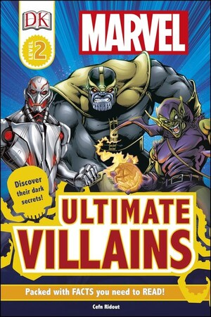 DK Reader - Marvel: Ultimate Villains