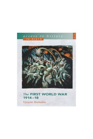 Access to History: The First World War 1914-18