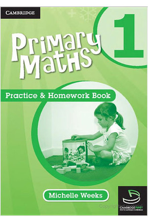 Primary Maths - Practice & Homework Books: Year 1