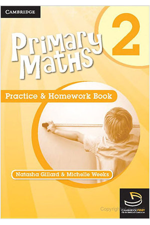 Primary Maths - Practice & Homework Books: Year 2