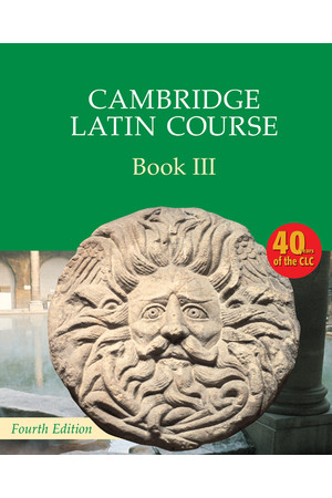 Cambridge Latin Course - 4th Edition: Coursebook 3 - Student Book (Print)