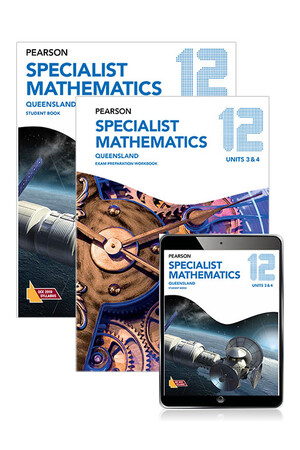 Specialist Mathematics QLD: Year 12 - Exam Preparation Workbook