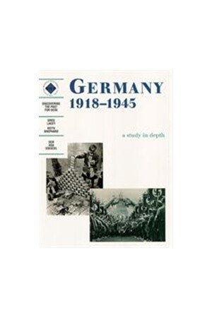 Discovering the Past: Germany 1918-1945
