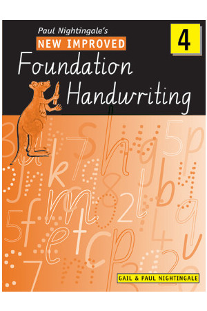 New Improved Foundation Handwriting NSW - Year 4