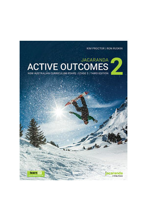 Jacaranda Active Outcomes 2 -  NSW Australian Curriculum PDHPE Stage 5 (Print & Digital)