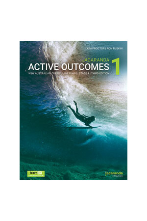 Jacaranda Active Outcomes 1 -  NSW Australian Curriculum PDHPE Stage 4 (Print & Digital)