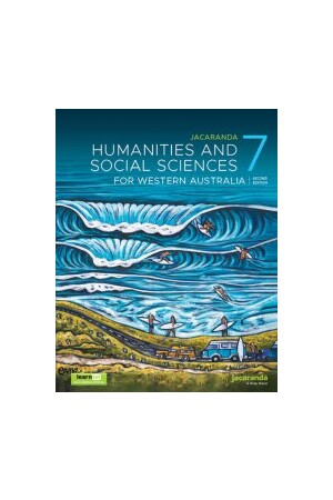 Jacaranda Humanities & Social Sciences 7 for WA - 2nd Edition (learnON & Print)