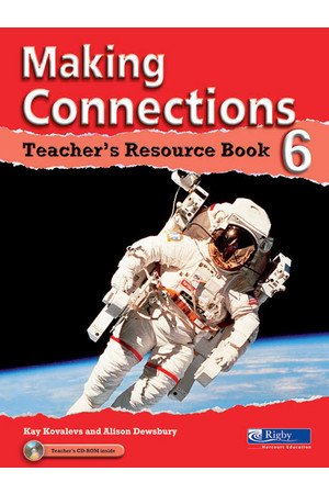 Making Connections - Teacher's Resource Book 6 and CD-ROM
