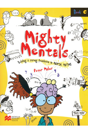 Mighty Mentals - Book C