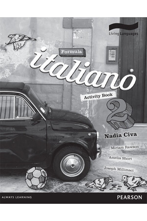 Formula Italiano 2 - Activity Book
