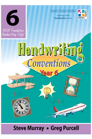 Handwriting Conventions - NSW: Year 6