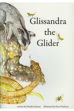Glissandra the Glider