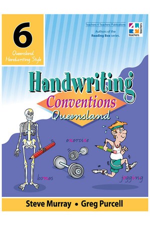 Handwriting Conventions - QLD: Year 6
