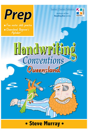 Handwriting Conventions - QLD: Prep