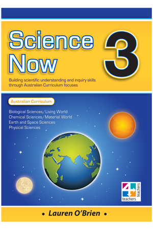 Science Now - Student Book: Year 3