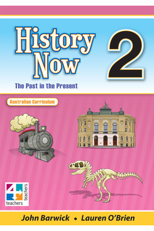 History Now - Student Book: Year 2
