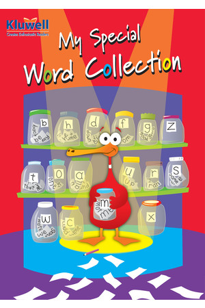 My Special Word Collection - Full Colour Edition