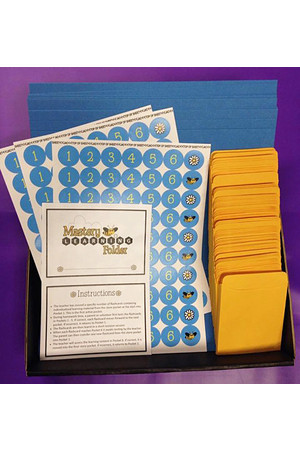 Mastery Learning Class Kit - Hand Made Folders