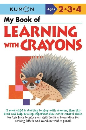 My Book of Learning with Crayons