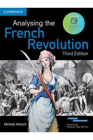 Analysing the French Revolution - 3rd Edition (Print & Digital)