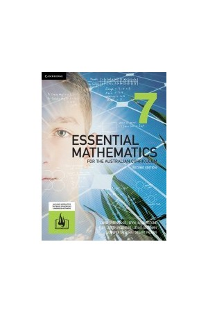 Essential Mathematics for the Australian Curriculum - Year 7: Print & Digital