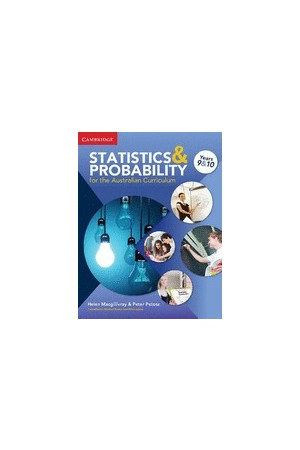 Statistics and Probability for the Australian Curriculum: Year 9 & 10 (Print and Digital)